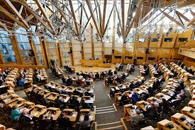 Good news from Scotland re 3% property tax increase
