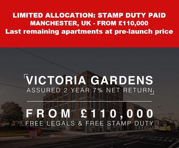 Victoria advert