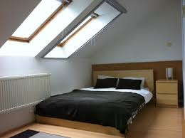 Council will not accept area of loft flat where roof slopes – Help?