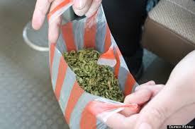 Marijuana in the post!
