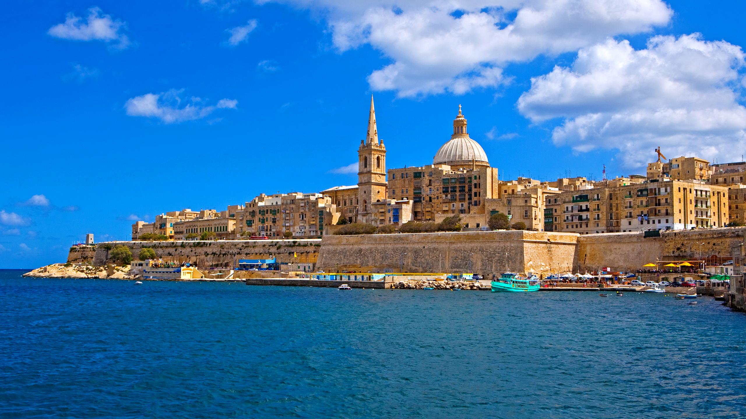 Valetta - Capital Of Malta