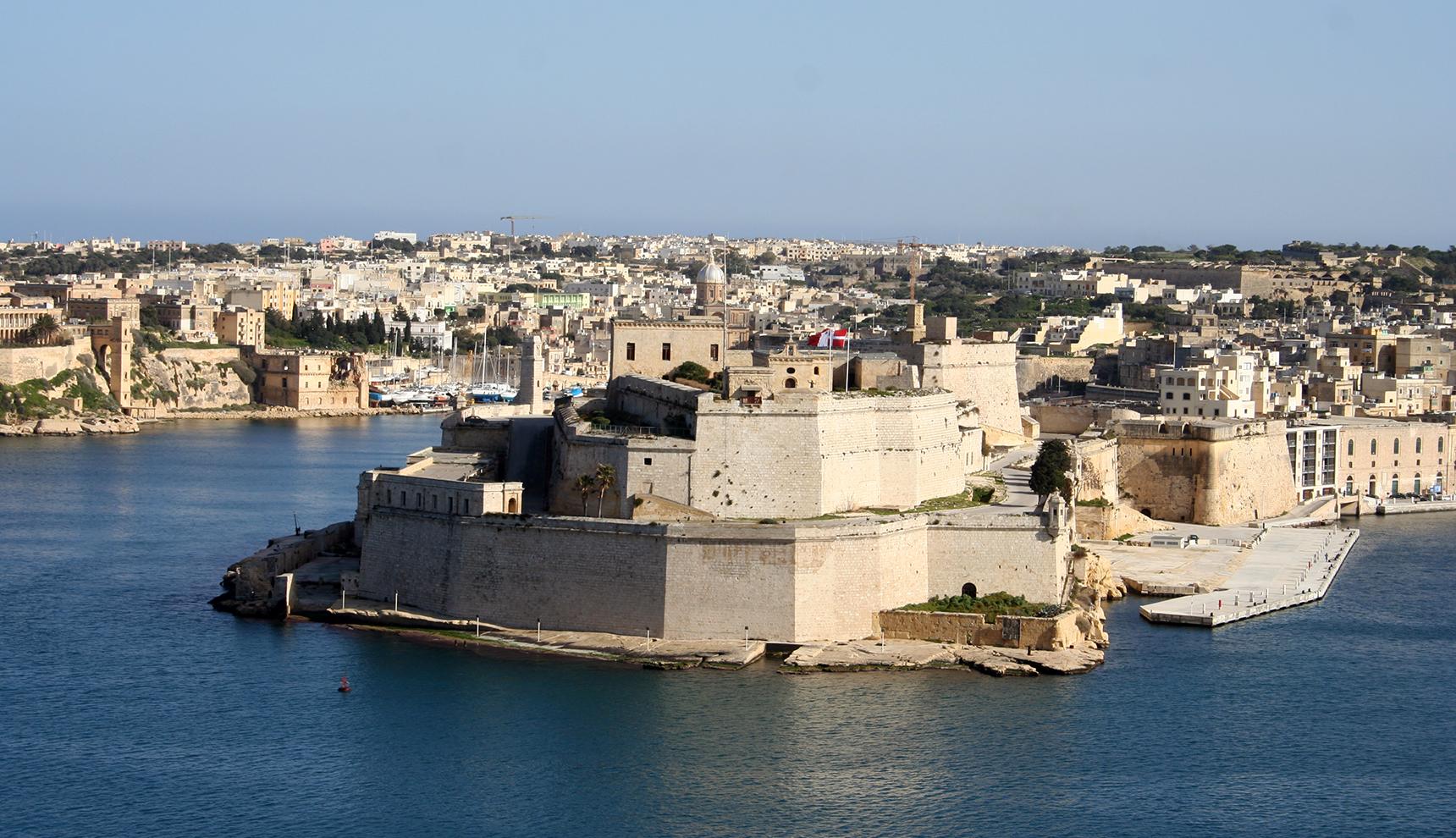 St Elmo's Fort Valetta