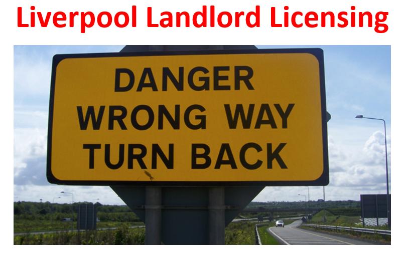 Liverpool Landlord Licensing Falls Foul Of Deregulation Act