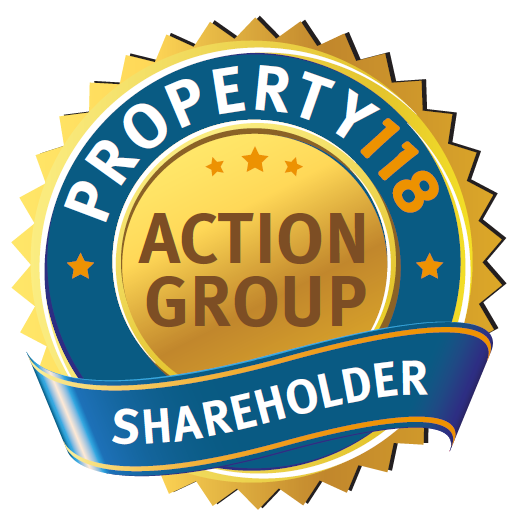 Property118 Action Group Shareholder