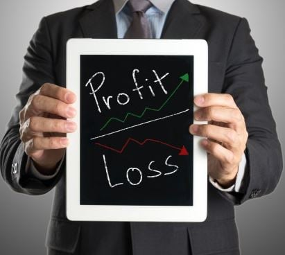 Still in loss so why taxed on single-year profit?