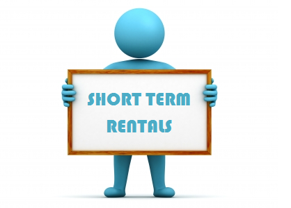 Short term letting