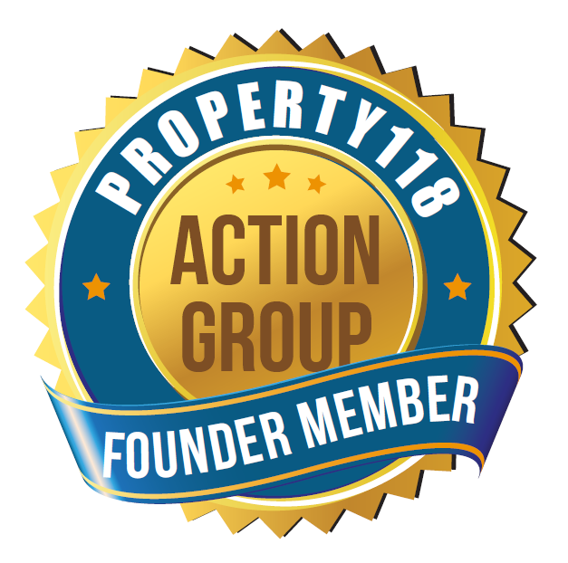 Property118 Action Group FOUNDER MEMBER