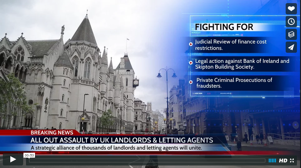 Thousands of Landlords and Letting Agents Unite