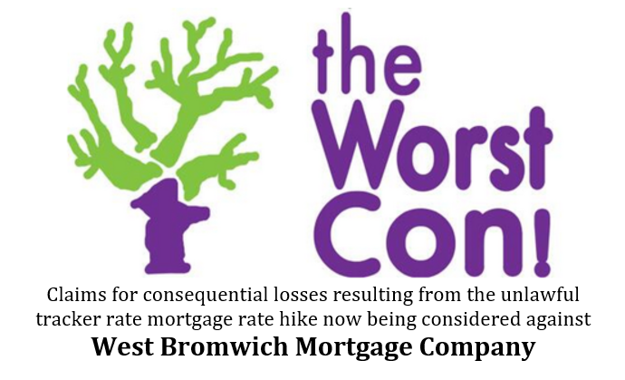 Consequential Losses Claims Against West Bromwich Mortgage Company