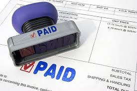 Paying bills for tenants after their notice expired