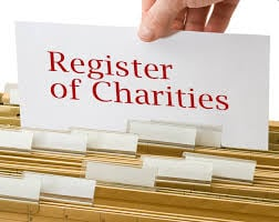 Renting to a registered charity?