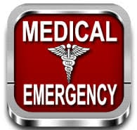 Forced entry by Police due to medical emergency?