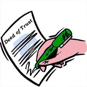 Deed of Trust CONFUSION! HELP!