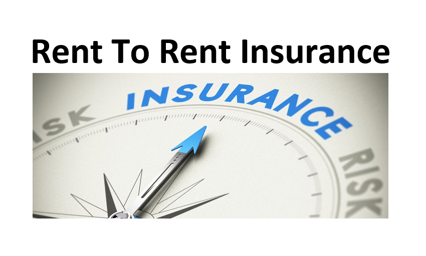 Rent To Rent Insurance