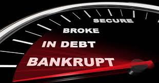 Making a tenant bankrupt?
