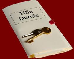 Can I remortgage when title is not yet updated on land registry?