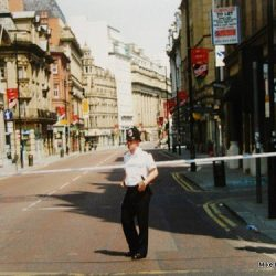 The regeneration of Manchester throughout the years