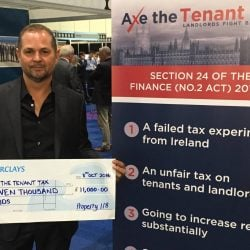 Change of Tack – Landlord Tax Campaigning