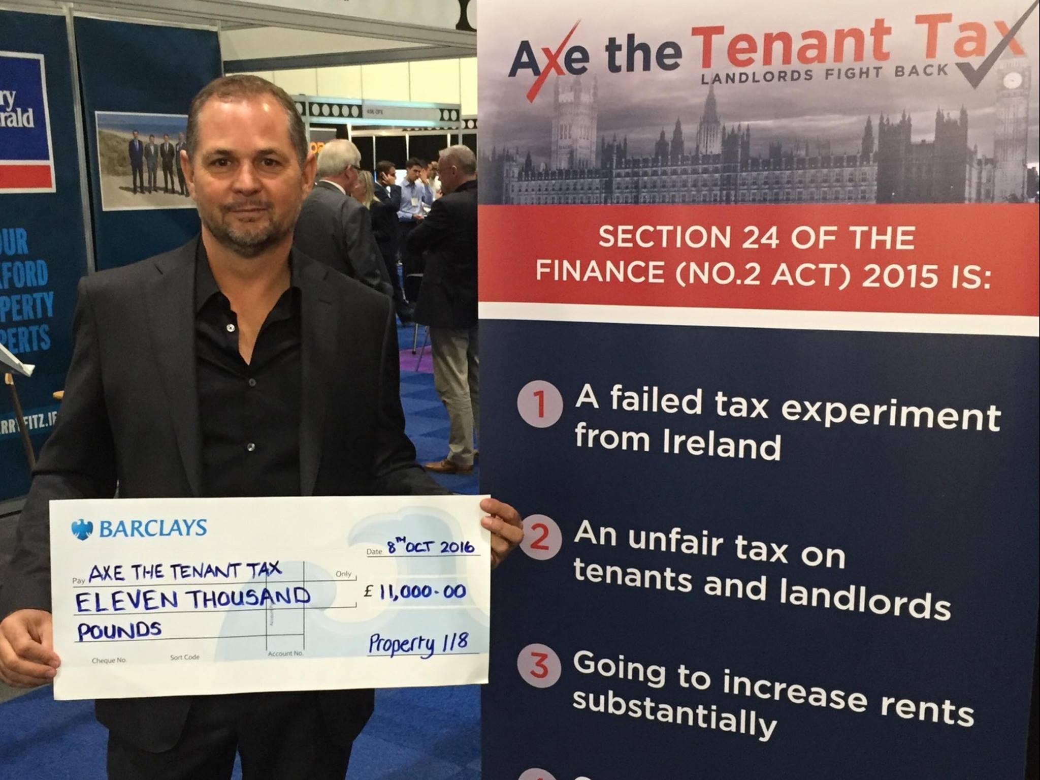 Axe The Tenant Tax