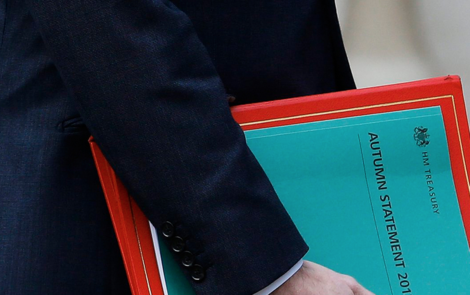 Only a week until the Autumn Statement – still time to contact your MP