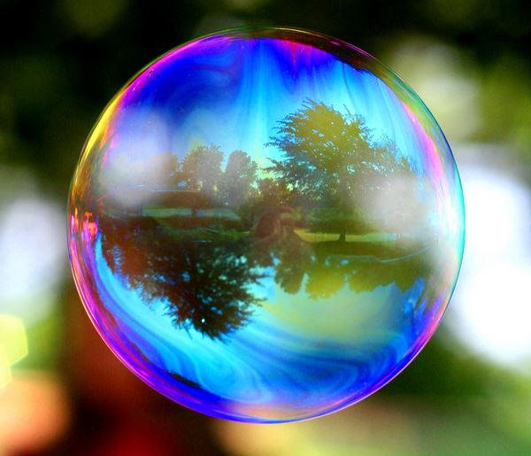 The student Bubble inflating or about to burst?