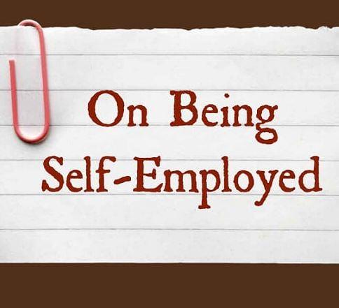 Am I self employed?