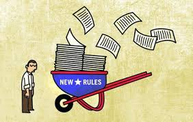 President Trump and the regulatory burden!