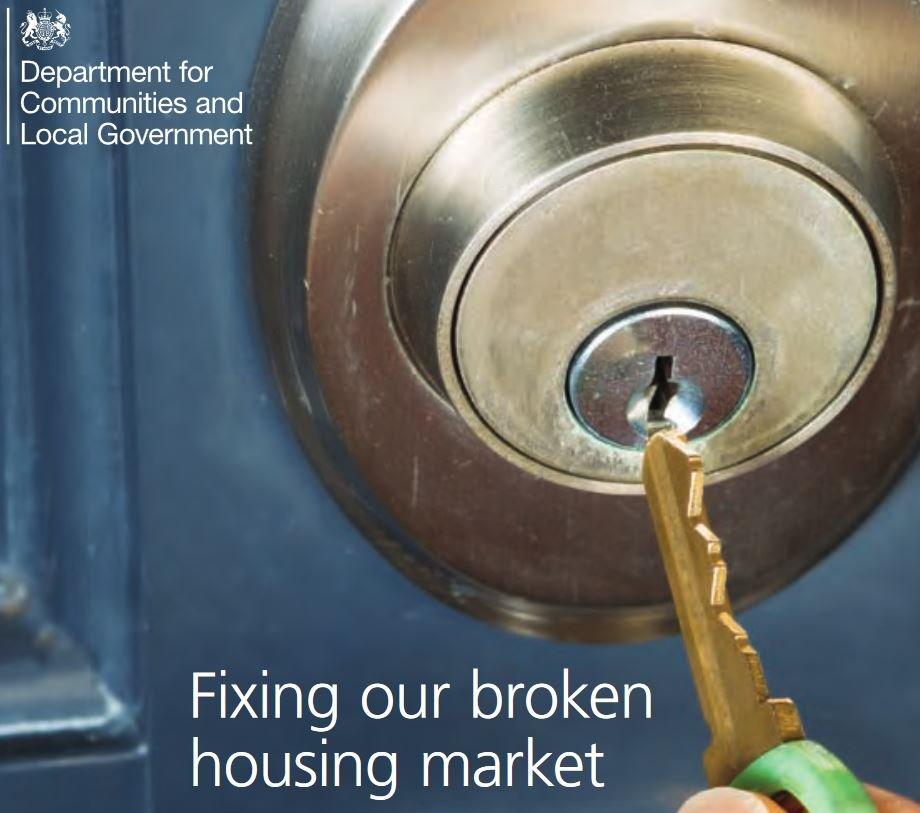 "Housing White Paper Released – ""Fixing our Broken Housing Market"""