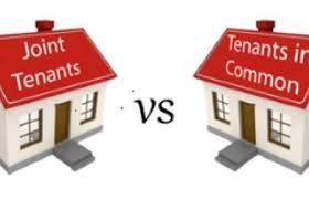 Tenants in Common or Joint Tenants for future tax planning?