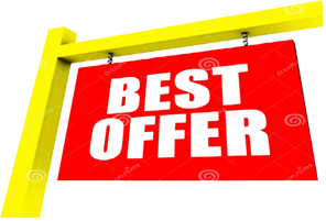 Best Offers Letting Strategy