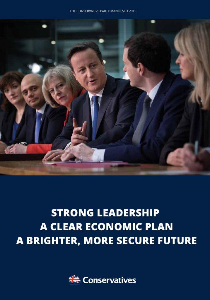 Broken Manifesto promises