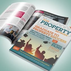 Grab your FREE copy of the UK's leading magazine for active property people!