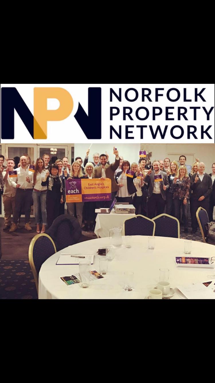 Norfolk Property Network June 21st in Norwich
