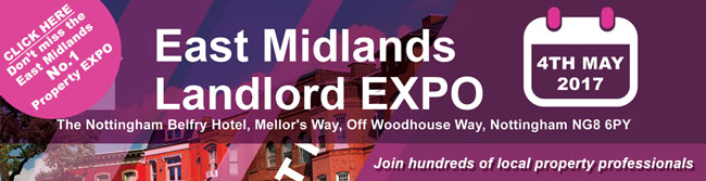 East Midlands Landlord & Letting Agent Expo 2017