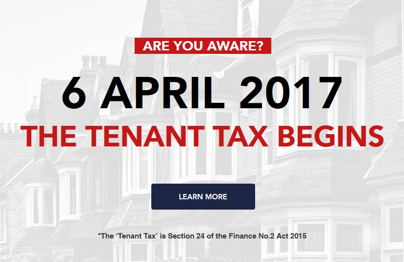 Axe The Tenant Tax Awareness Week – Get Involved