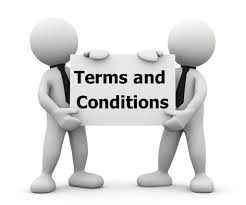 Letting Agent changes terms and conditions?