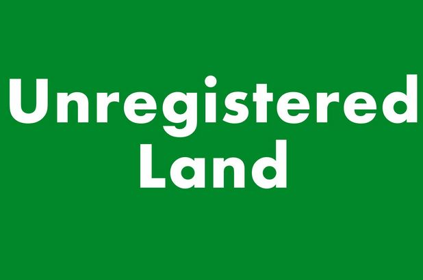 How do I purchase unregistered land?