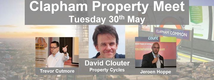 Property Cycles @ The Clapham Property Meet