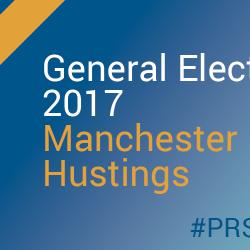 RLA Manchester General Election Hustings 2017