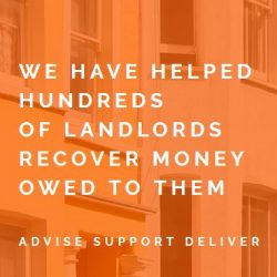 Set up to Help Landlords secure solutions to HB and UC issues