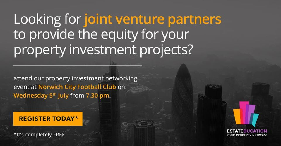 100% funding for every profitable property investment you find in the UK!