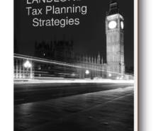 Landlord Tax Planning Strategies eBook