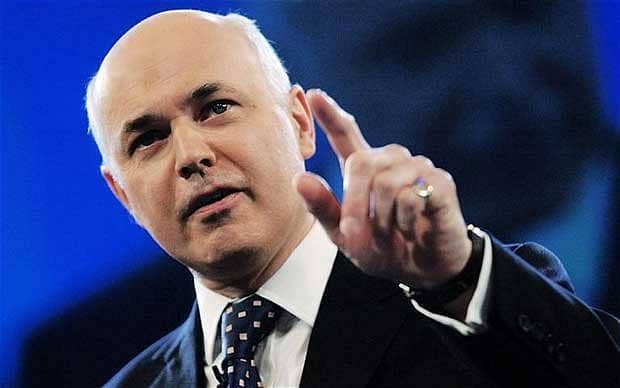 Iain Duncan Smith Has Spoken Out For Landlords