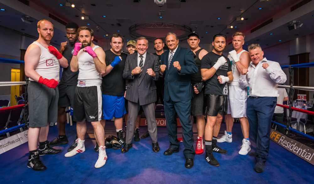 Rumble with the Agents raises £18k for Noah's Ark Children's Hospice