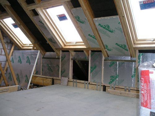 Loft conversion without planning permission or building regs