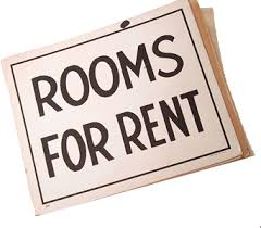 Knock two houses into one and Rent-a-room?