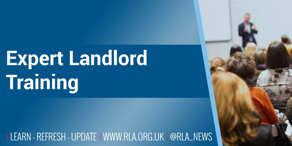 RLA Lettings for Landlords: The Basics Course