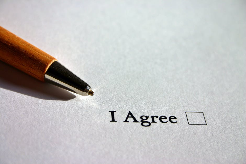 Landlord licensing want to force a change in existing tenancy agreement?