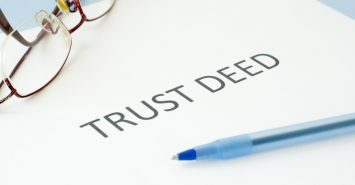 Declarations of Trust – Is Lender Consent Required?