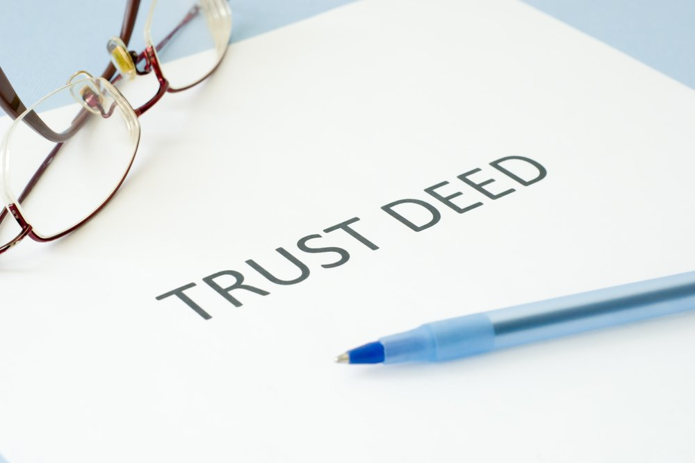 Tenants in Common v Declaration of Trust